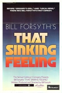 That Sinking Feeling Poster