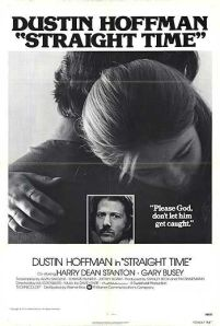 Straight Time 1978 Poster