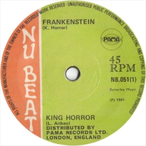 King Horror-Frankenstein