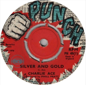 Charlie Ace's Silver and Gold