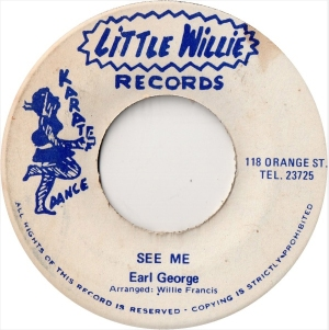 little willie B