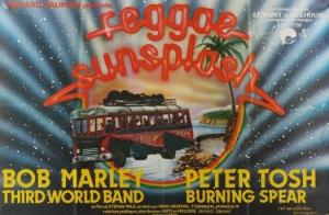 reggae sunsplash poster